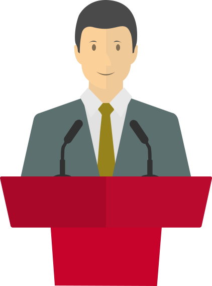 do you fear public speaking Omega: what advice do you have for people who are nervous about public speaking barbara: fear of public speaking is the number one fear that people, both men and women, in the us have.