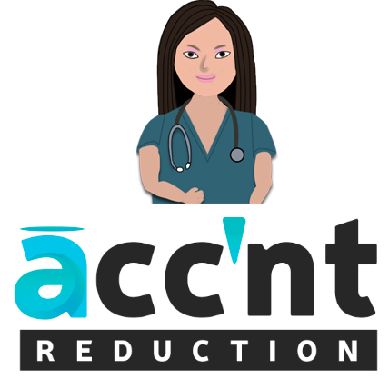 Accent Reduction Logo with Lili