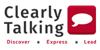 Clearly Talking Logo